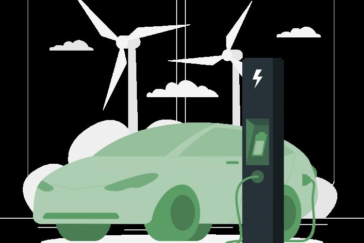 آینده خودروهای برقی و مصرف برق