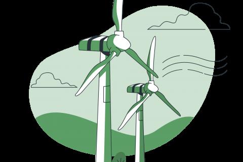 انرژیهای تجدیدپذیر زمین